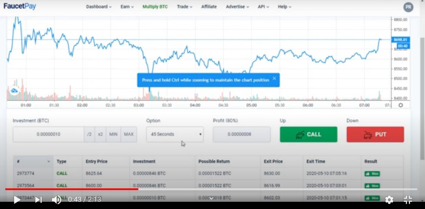 media profitului minier bitcoin